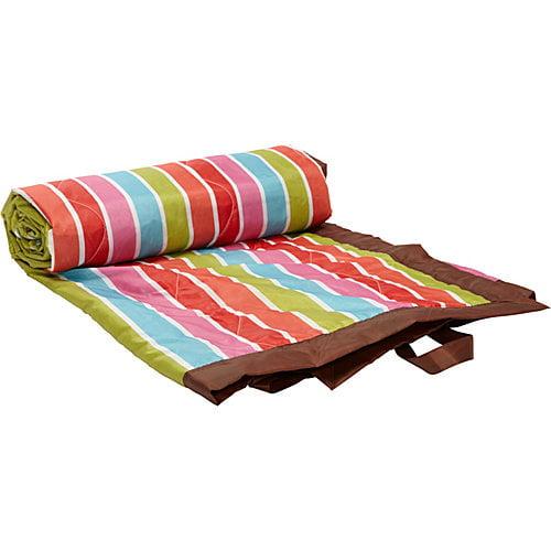 Wildkin Bright Stripes Picnic Blanket