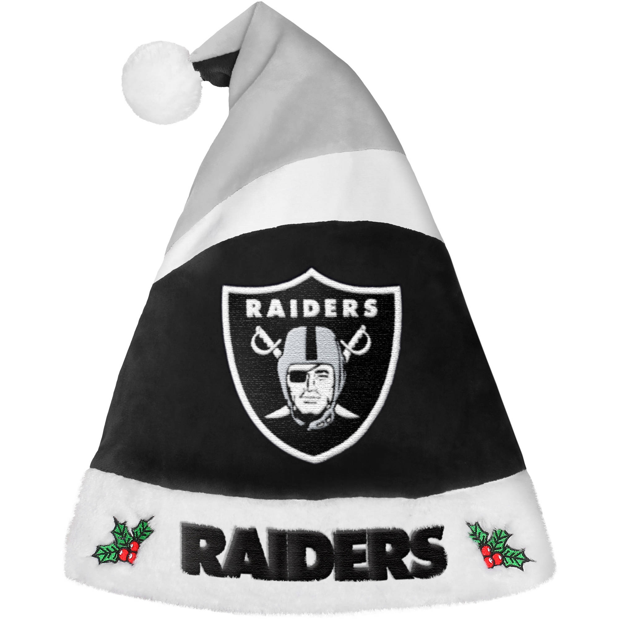 ... ebay forever collectibles nfl 2016 santa hat oakland raiders 9c6c9 4eff7 5e3f84a1d