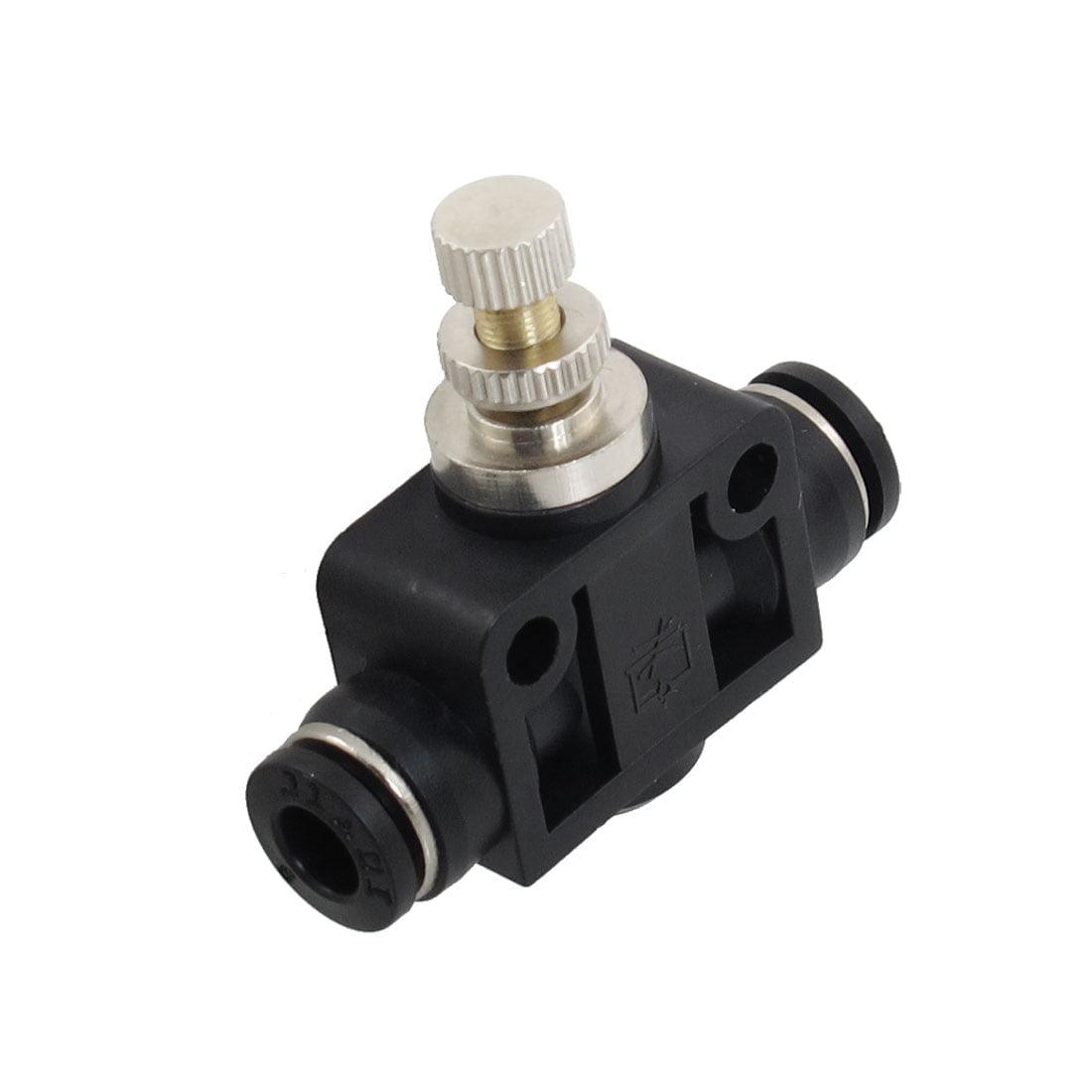 6mm pneumatique jusqu'à 6 mm un toucher connecteur raccord contr le vitesse - image 1 de 1