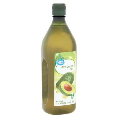 Great Value Avocado Oil, 25.5 fl oz
