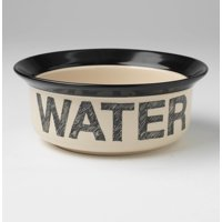 """Pooch Basics 8"""" WATER, 4 cups"""