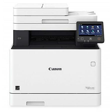 Canon Color Laser Multifunction Printer - Canon Color imageCLASS MF741Cdw Multifunction Wireless Duplex Laser Printer
