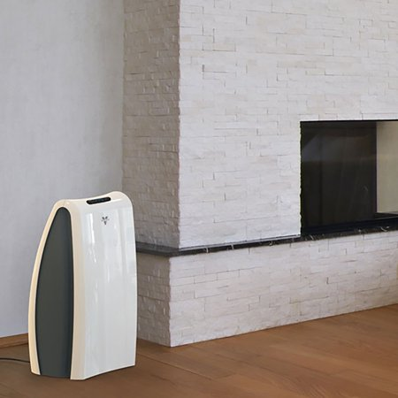 Vornado AC550 True HEPA Activated Carbon Filter Whole Room Air Purifier,