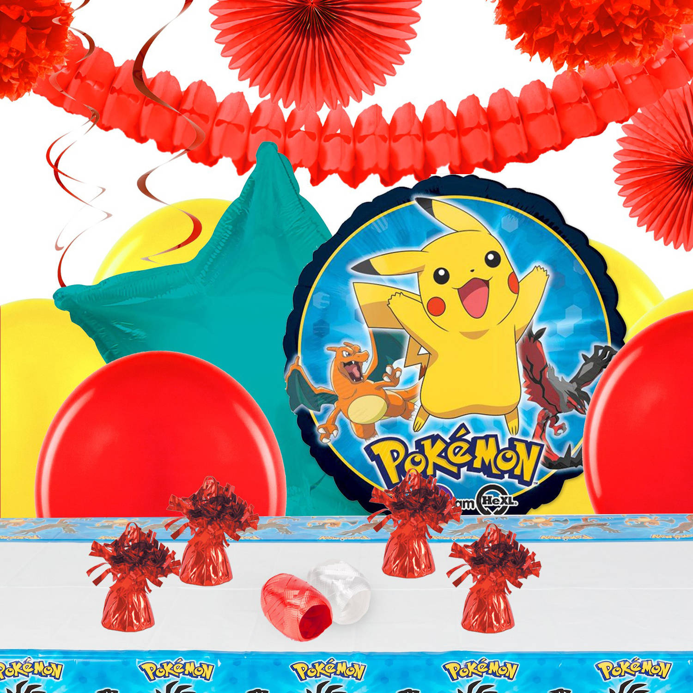 Pokemon Deco Kit - Walmart.com