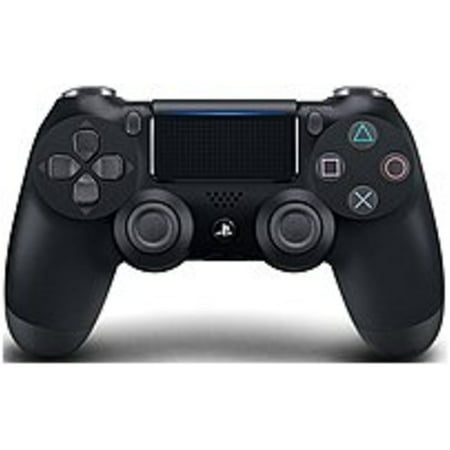 Refurbished Sony CUH-ZCT2 Dual Shock 4 Wireless Video Game Controller for PlayStation 4 - Jet Black ()