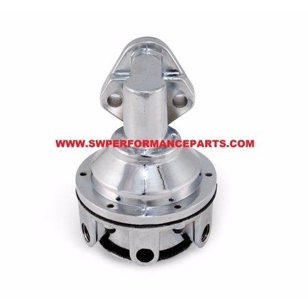 Big Block Chevy V8 396 402 454 CHROME Mechanical High Volume Fuel Pump Gas Pump ()