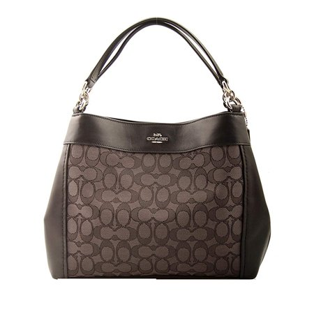 Coach Edie Shoulder Bag In Leather Top Deals   Lowest Price ... 9c185fab98117
