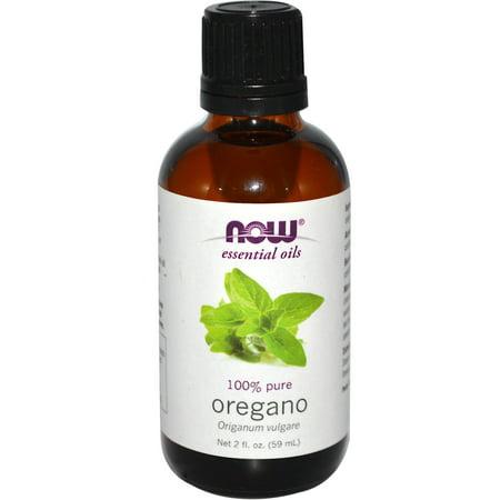 NOW Essential Oils - Oregano Oil - 2 fl. oz (59 ml) by (Best Oil Of Oregano For Herpes)