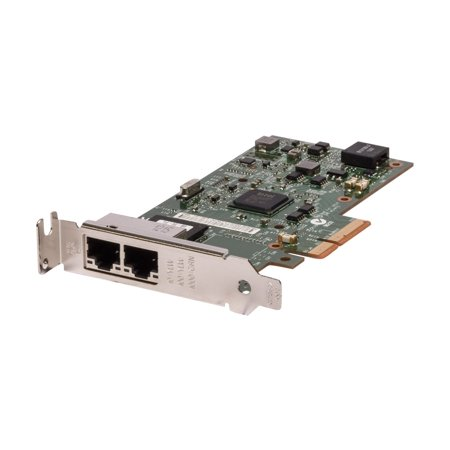 Intel I350-T2 PCIe v2 1 x4 Ethernet NIC Server Half Height Bracket Adapter