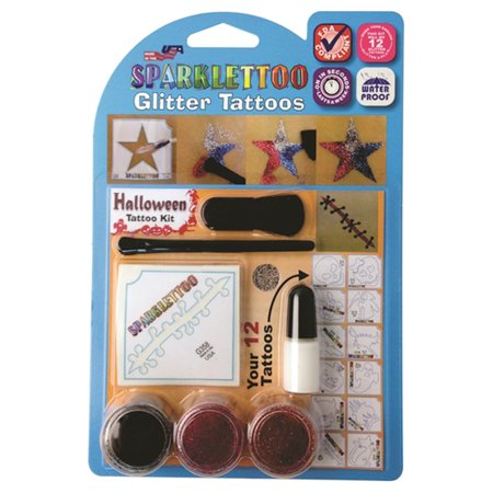 Ruby Red Sparklettoo Kit (Halloween)