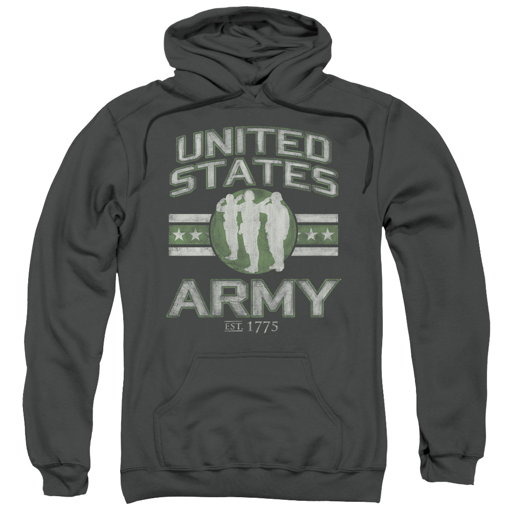 Army United States Army Mens Pullover Hoodie