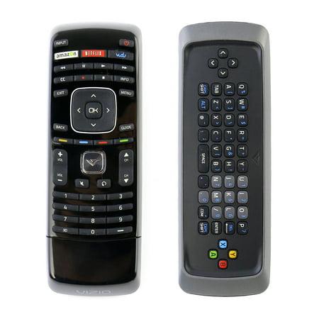 New XRT301 Smart Internet App Dual-Sided TV Remote for Vizio LCD/LED HDTVs E3D420VX M3D421SR M3D550SR E3D320VX E3D322VX E3D470VX (Best Remote Start With Iphone App)