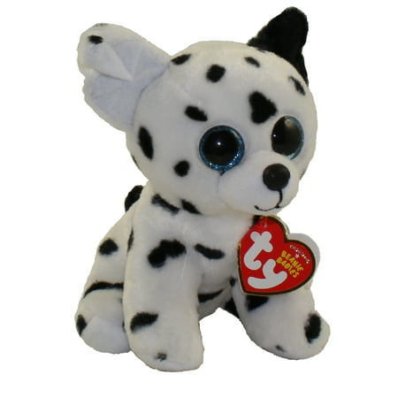 TY Beanie Baby - CATCHER the Dalmatian (6 inch) - 101 Dalmatians Dog Catcher