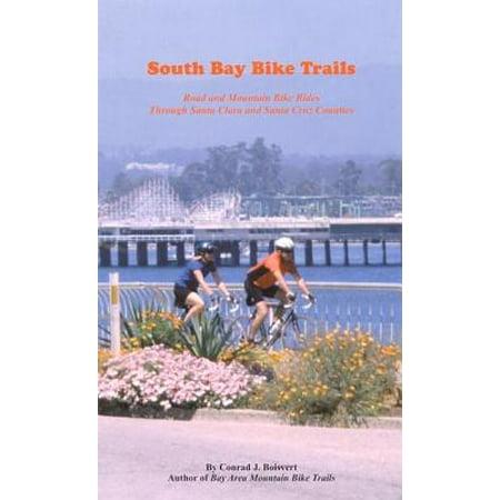 South Bay Bike Trails : Road and Mountain Bicycle Rides Through Santa Clara and Santa Cruz (Best Wineries In Santa Cruz Mountains)