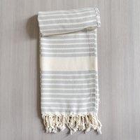 Brielle Home Nazar Turkish Peshtemal Beach Towel