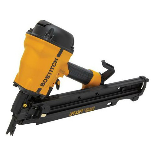 Bostitch Low-Profile Paper Tape Framing Nailer, LPF33PT