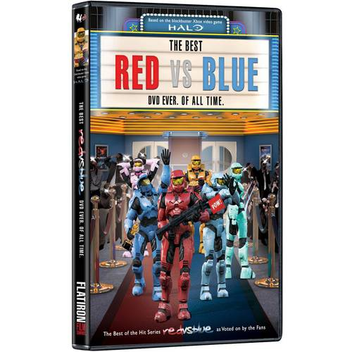 The Best Red Vs. Blue DVD Ever. Of All Time