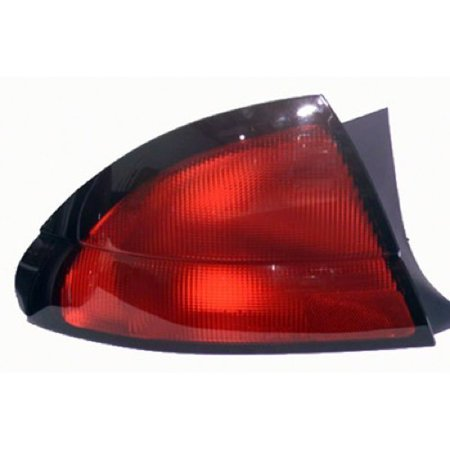 Monte Carlo Driver (Go-Parts » 1997 - 1999 Chevrolet Monte Carlo Rear Tail Light Lamp Assembly / Lens / Cover - Left (Driver) Side 5978585 GM2800138 Replacement For Chevrolet Monte Carlo)