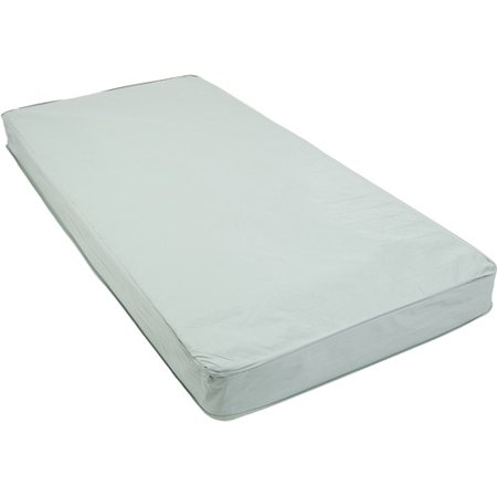 """Drive Medical Ortho-Coil Super-Firm Support Innerspring Mattress, 76"""""""