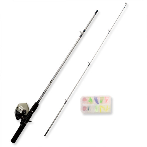 Super Strong Carbon Fiber telescopic Sea Fishing Rod Travel Pole 1.2M Random VER