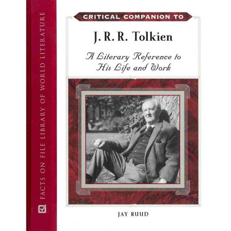 Critical Companion To J  R  R  Tolkien