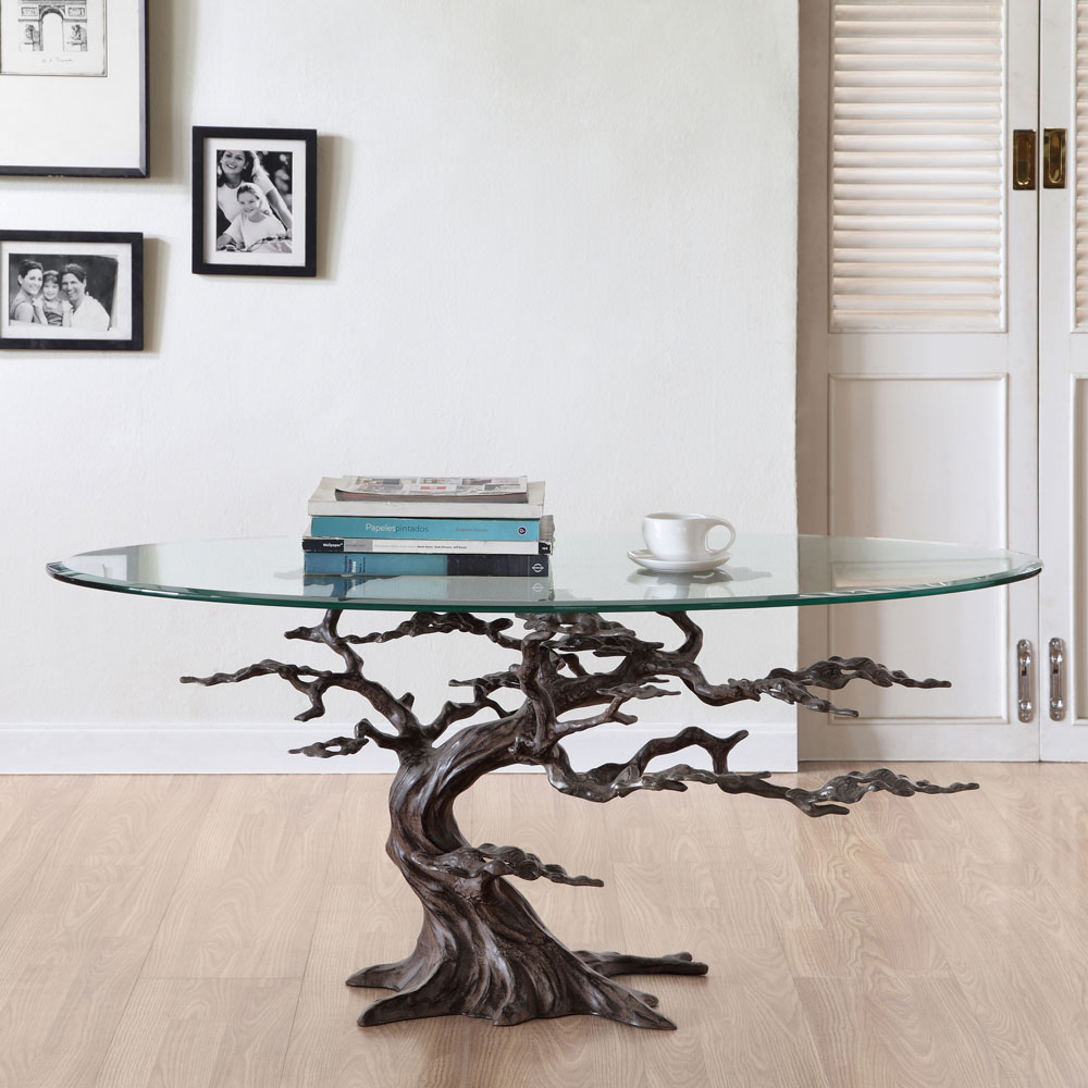 Cypress Tree Coffee Table