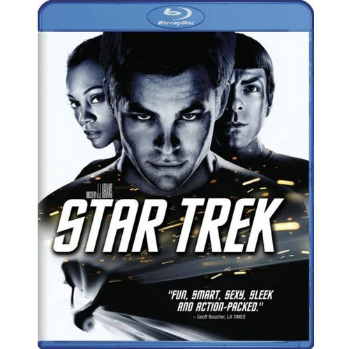 Star Trek XI (2009) (Blu-ray + VUDU Digital Copy) (Walmart Exclusive) (With INSTAWATCH) (Widescreen)