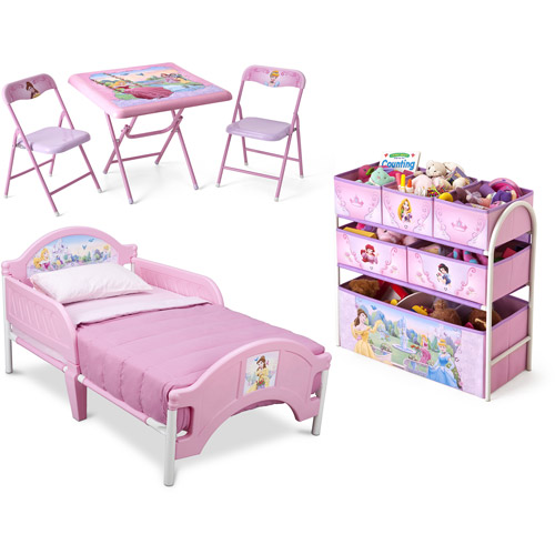 Disney 3-Piece Room Set, Princess