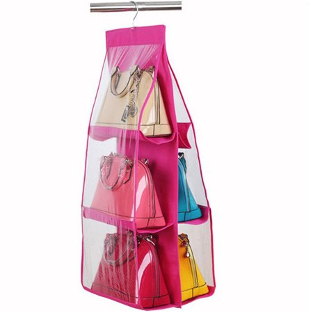 Luxury Living Inc. Park-a-Purse Organizer - Home - Storage ... |Purse Big Closets