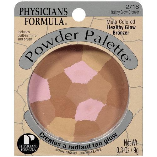 Physicians Formula Powder Palette Healthy Glow Bronzer, Multi-Colored 2718