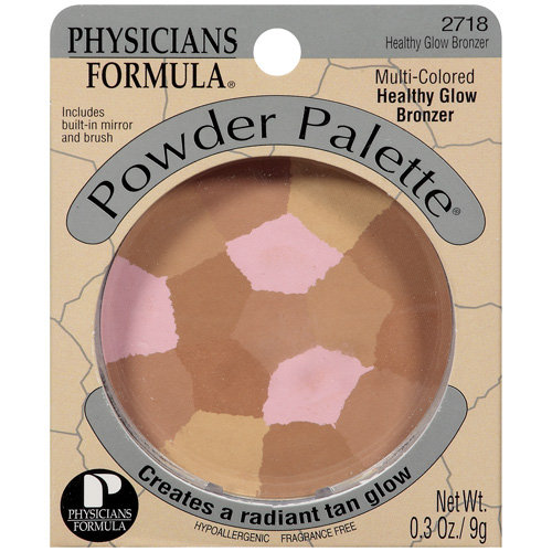 Physicians Formula Powder Palette Healthy Glow Bronzer, Multi-Colored 2718