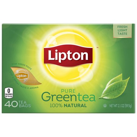 Lipton Natural Green Tea Bags, 40 ct - Tea Bag Costume