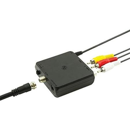 GE Compact RF Modulator Video Converter