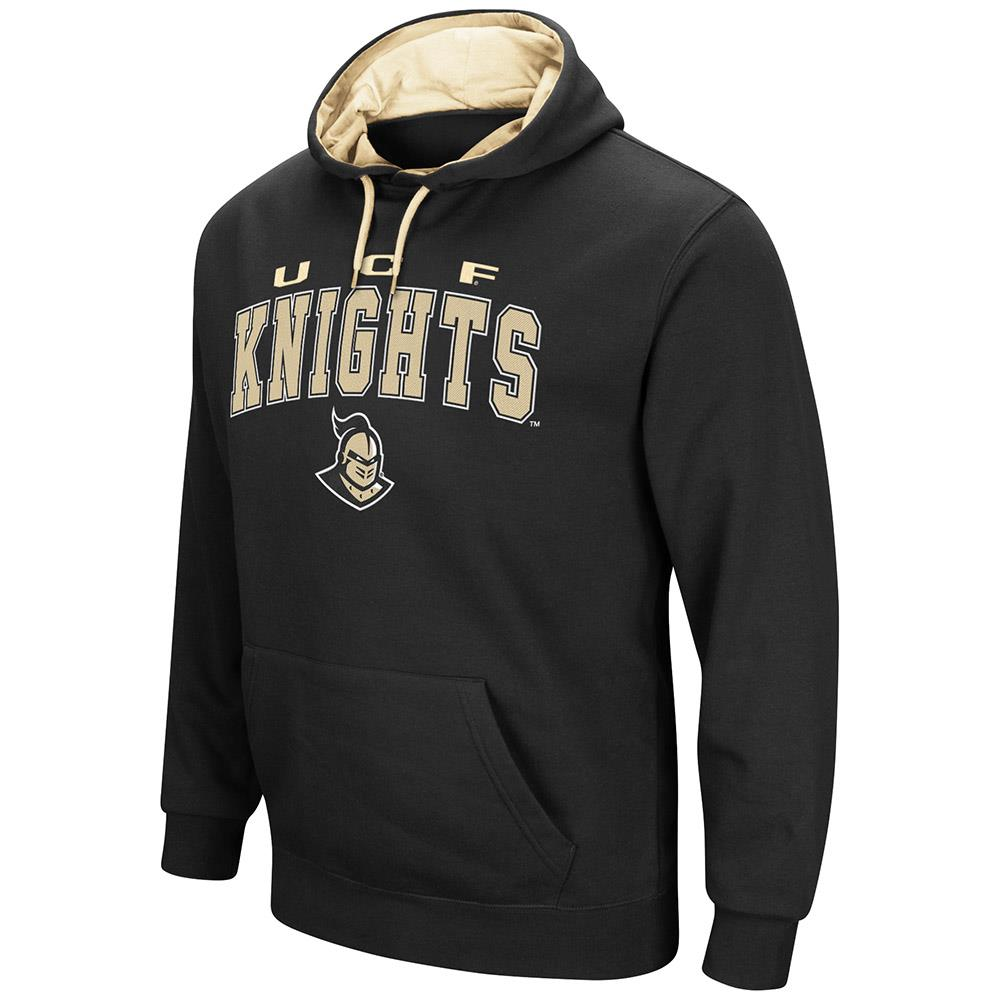 Mens UCF Knights Pull-over Hoodie by Colosseum