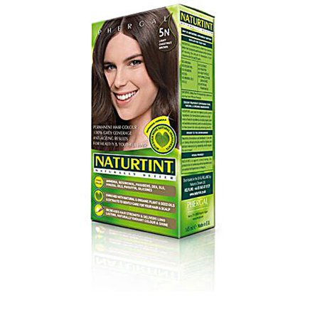 Naturtint Permanent Hair Color 5N Light Chestnut