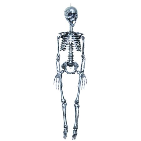 Sun Star SS71932 35 in. Skeleton Steel Gray Costume - image 1 de 1