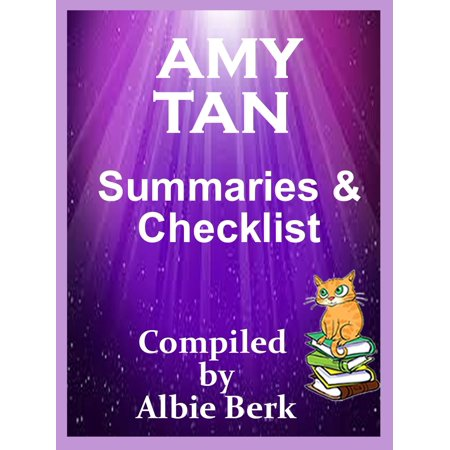Amy Tan: Series Reading Order - with Summaries & Checklist -