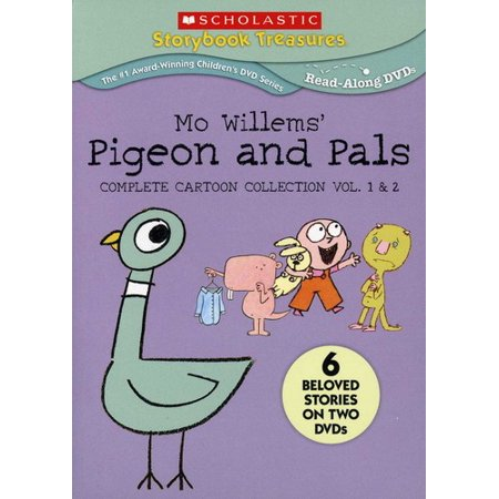 Mo Willems Pigeon And Pals  Complete Cartoon Collection  Volume 1   2
