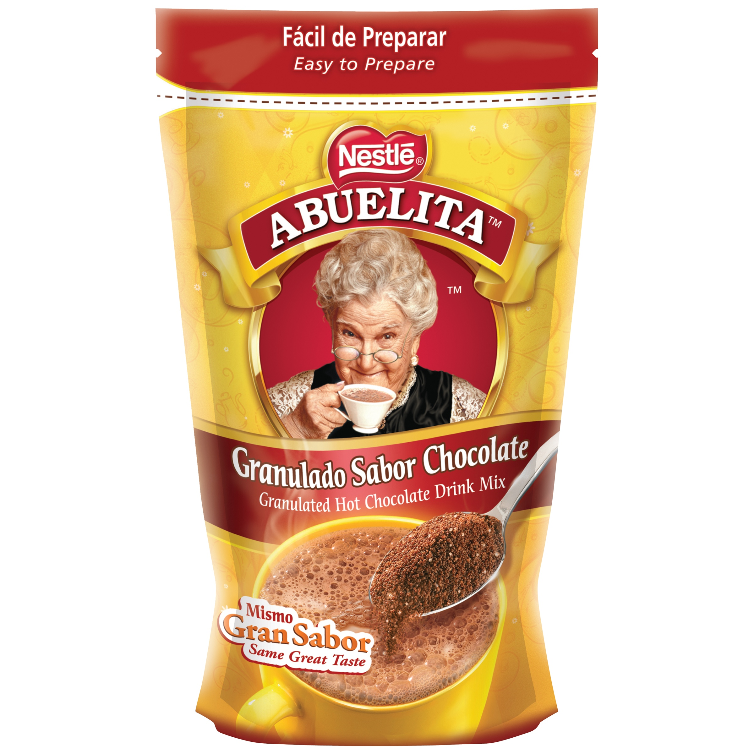 Nestle ABUELITA Granulated Hot Chocolate Drink Mix 11.2 oz. Bag ...