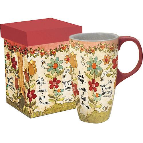 Lang I Keep Dancing Latte Mug