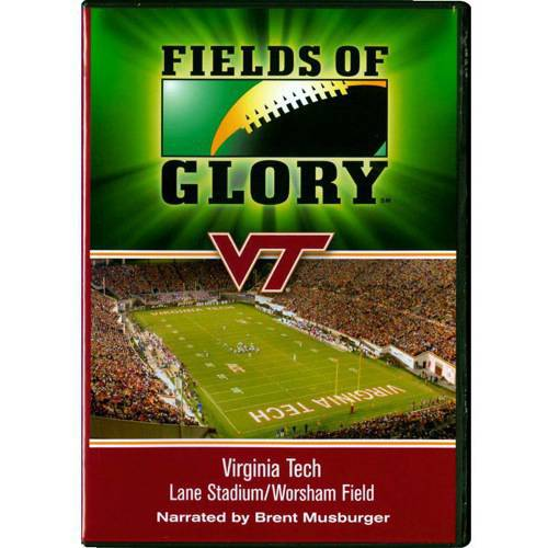 Fields Of Glory: Virgina Tech - Lane Stadium / Worsham Field