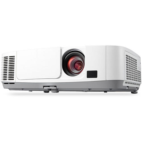 NEC NP-P451W Widescreen Professional Installation Multimedia Projector