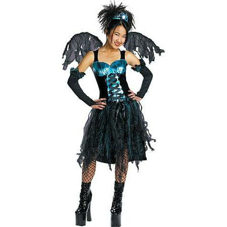 Aqua Fairy Costume - Kids/teen Costume - Large - Large - Teen Fairy Costumes