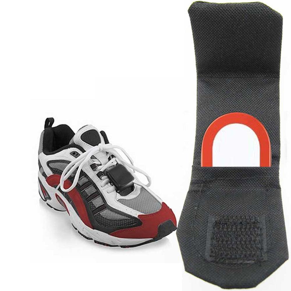 Sensor Pouch Nike Ipod Run Black Sneaker Shoe Laces Sensor Cases Sport Black New