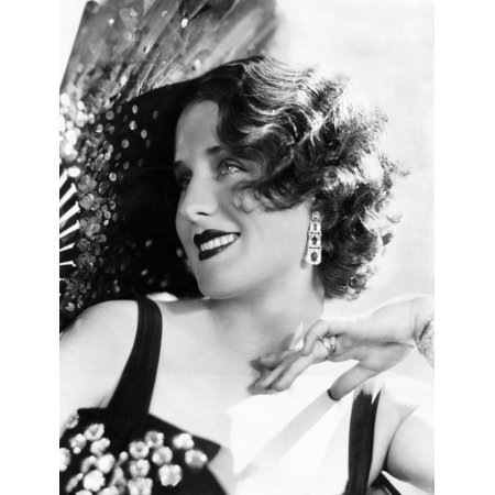 Norma Shearer Ca Late 1920S Photo Print - 1920s Characters