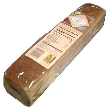 Cocktail Honey Whole Grain Bread Slices CASE (12 x 1