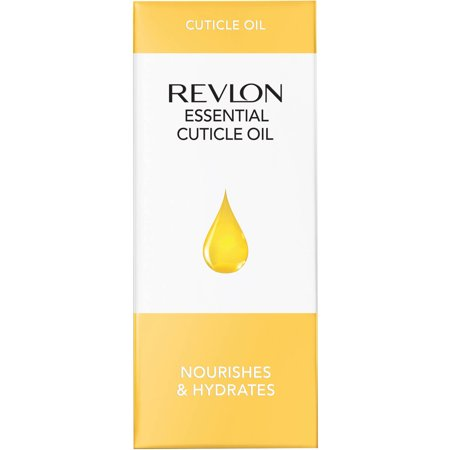 Revlon essential cuticle oil nail care, 0.5 fluid