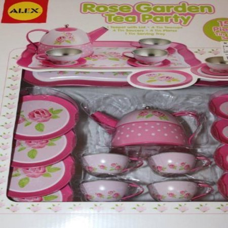 Alex Rose Garden Tea Party 15 - Garden Tea Party