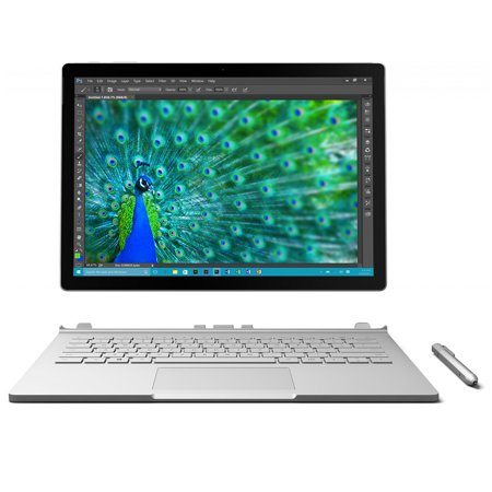 "Microsoft Surface Book - 13.5"" - Core i7 6600U - 8 GB RAM - 256 GB SSD - English - North America"