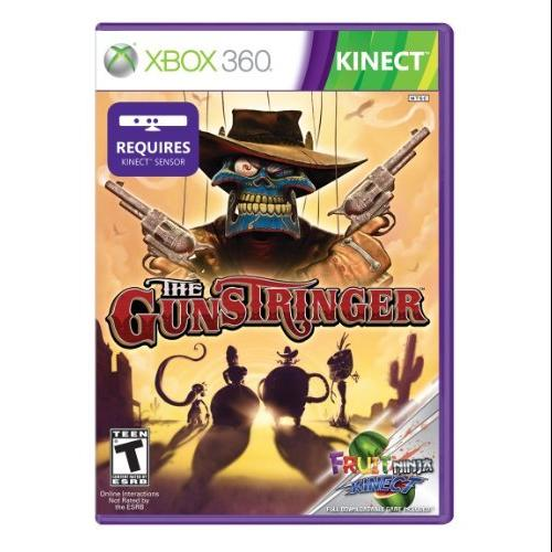 Microsoft The Gunstringer - First Person Shooter - Xbox 360